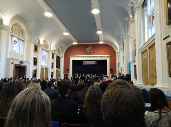Royal Russell School International Model United Nations Conference 2014