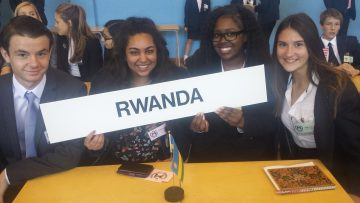 Rwanda at Reigate