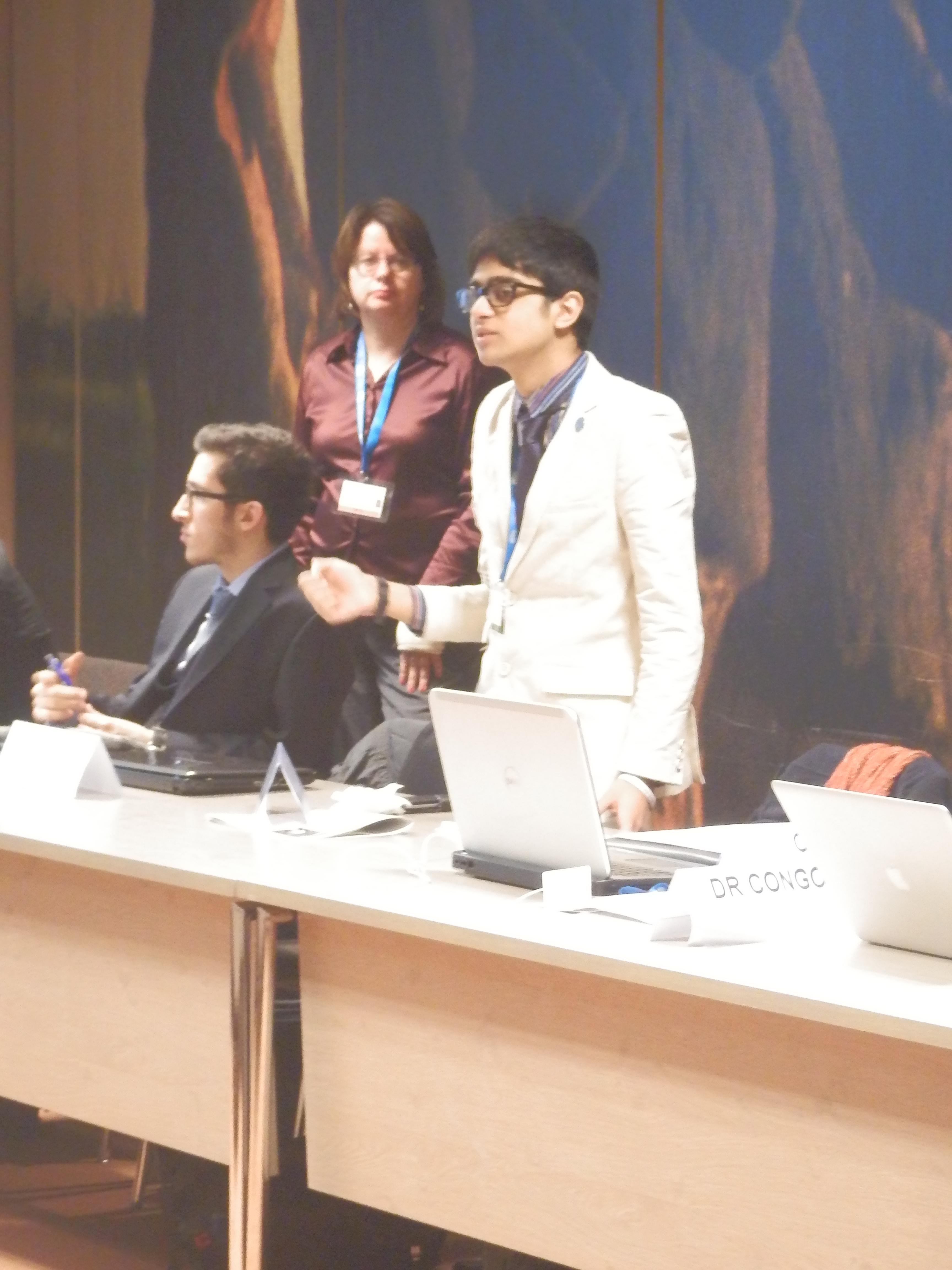 Badshah in the Advisory Panel.JPG