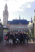 Students at the Peace Palace.JPG