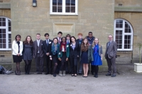 Royal Russell Students at Kingswood.JPG