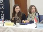 Georgia and Elysia representing France.jpg