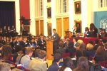 Secretary General Tighearnan addressing GA.jpg