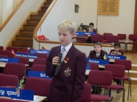 Speaking in Mini MUN debate.JPG
