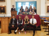 Officers who ran the MUN conference.JPG