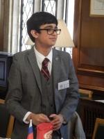 Badshah in Security Council.jpg