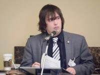 David speaking on his resolution.jpg