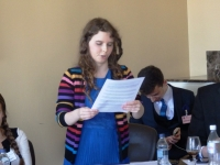 Maria reads out her resolution in SC.jpg